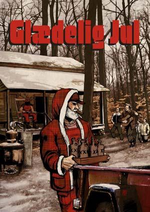 Julekort 2013 - Deliverance
