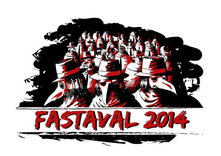 Fastaval 2014 logo