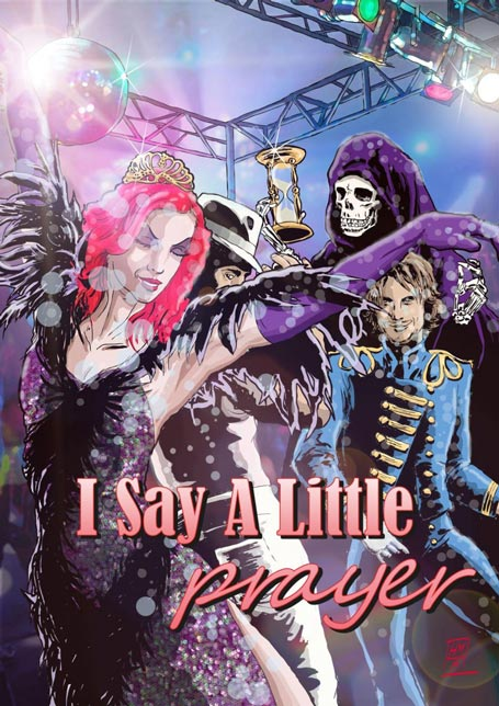 Cover til I Say A Little Prayer