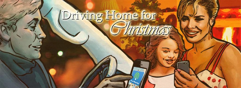 Bannere til Facebook med julemotiv
