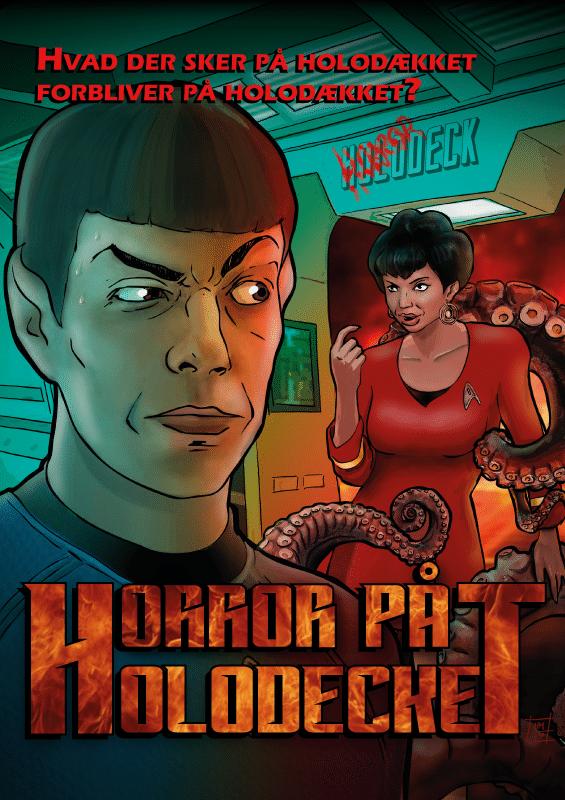 Cover til Star Trek-scenarie 2017