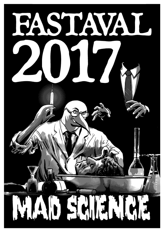 Designtema for 2017 - Homage til Reanimator