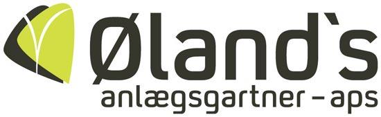 Øland's originale logo