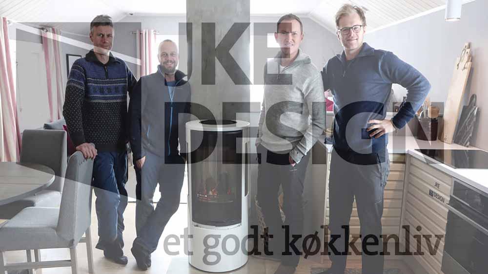 JKE Design i Eventyrlig Oppussing
