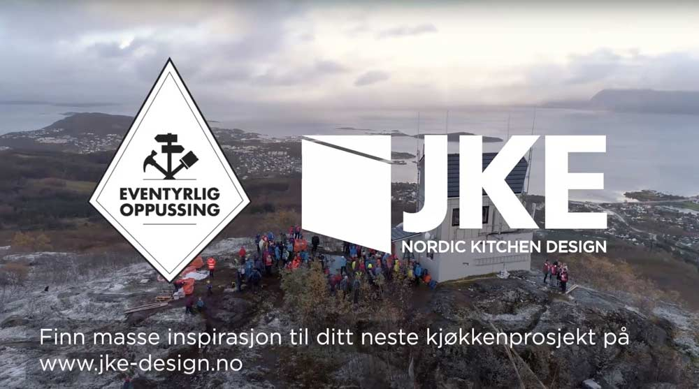 JKE Design Nordic Kitchen